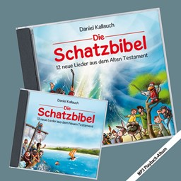 Bild von Schatzbibel AT + NT - MP3-Playback-Album